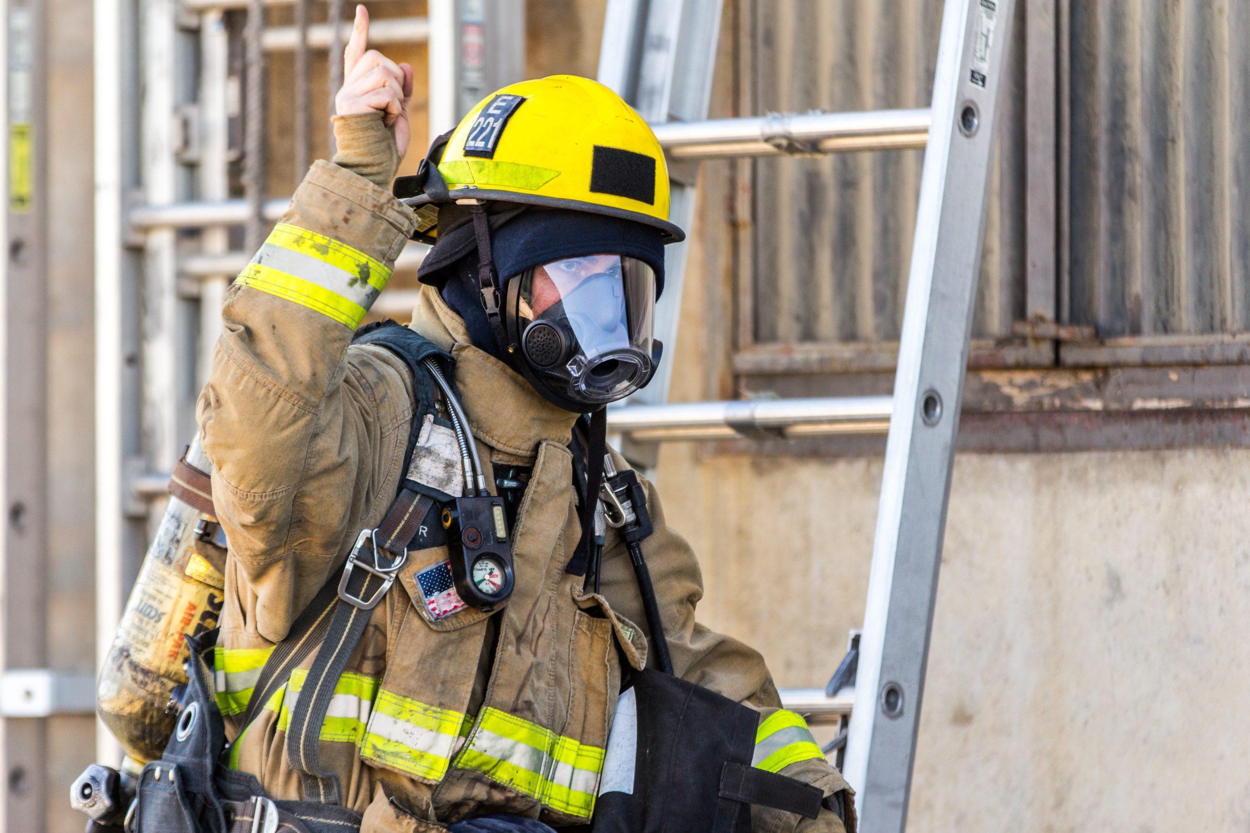 First responder communication